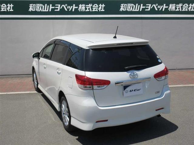 「トヨタ」「ウィッシュ」「ミニバン・ワンボックス」「和歌山県」の中古車7