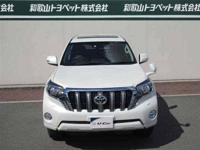 「トヨタ」「ランドクルーザープラド」「SUV・クロカン」「和歌山県」の中古車2