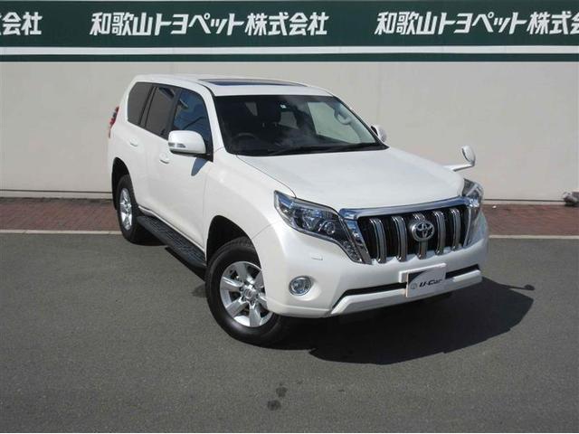 「トヨタ」「ランドクルーザープラド」「SUV・クロカン」「和歌山県」の中古車3