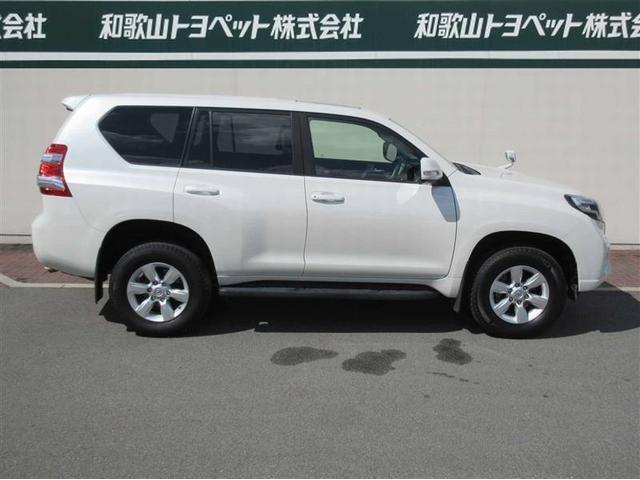 「トヨタ」「ランドクルーザープラド」「SUV・クロカン」「和歌山県」の中古車4
