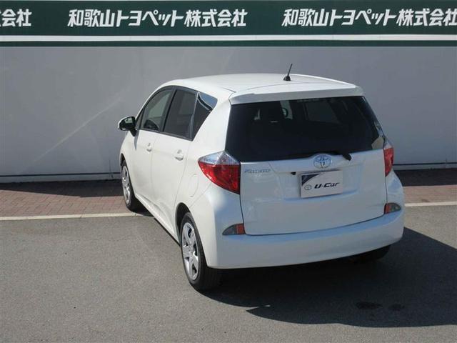 「トヨタ」「ラクティス」「ミニバン・ワンボックス」「和歌山県」の中古車7