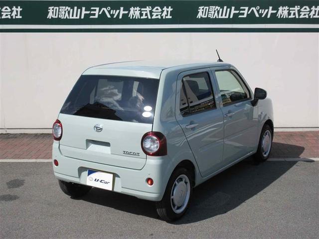 「ダイハツ」「ミラトコット」「軽自動車」「和歌山県」の中古車5