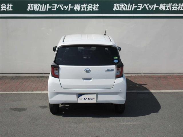 「ダイハツ」「ミライース」「軽自動車」「和歌山県」の中古車6