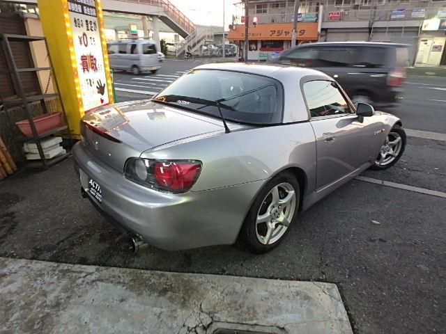 ホンダ S2000 ハードトップ FEELSマフラー ローダウン