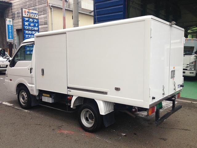 日産 バネットトラック カラーアルミドライバン ディーゼルAT車