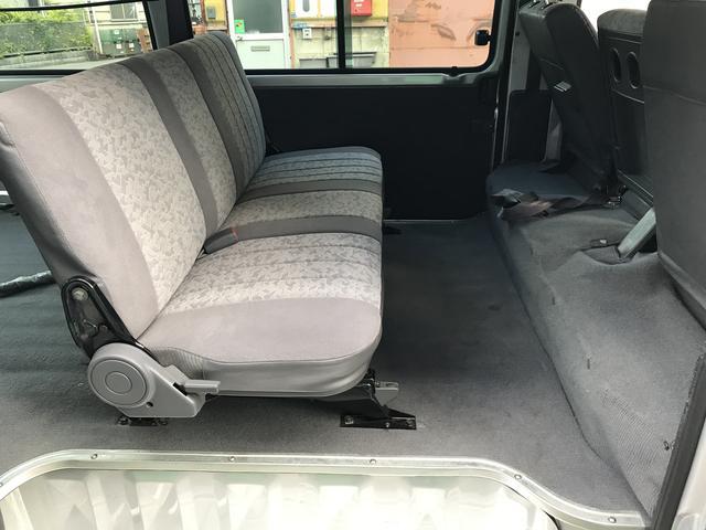 マツダ ボンゴバン GL 低床 ディーゼルターボ  1トン積 AT車