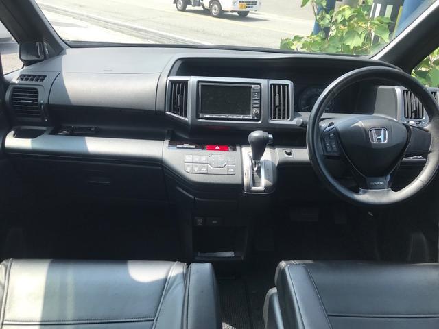 S 8人乗り 両側電動スライドドア スマートキー HDDインターナビ TV バックカメラ ETC ウォークスルー 純正16インチアルミホイール(5枚目)