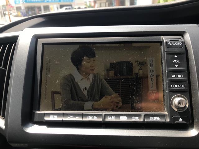 S 8人乗り 両側電動スライドドア スマートキー HDDインターナビ TV バックカメラ ETC ウォークスルー 純正16インチアルミホイール(10枚目)