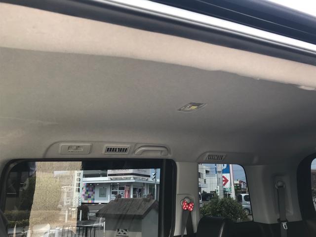 S 8人乗り 両側電動スライドドア スマートキー HDDインターナビ TV バックカメラ ETC ウォークスルー 純正16インチアルミホイール(25枚目)