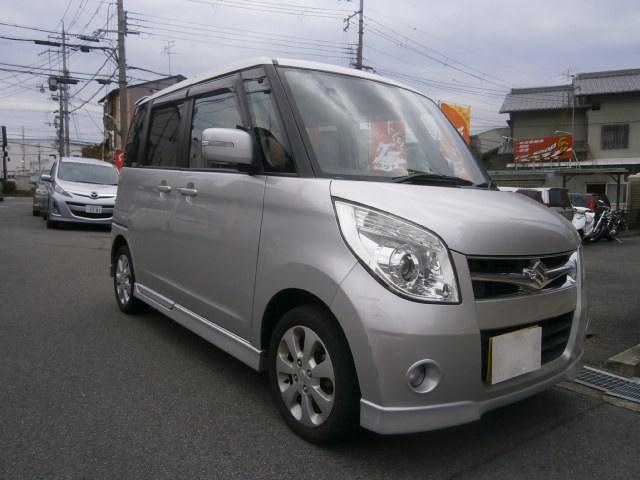 「スズキ」「パレット」「コンパクトカー」「京都府」の中古車2