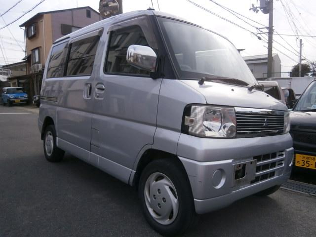 「三菱」「タウンボックス」「コンパクトカー」「京都府」の中古車2