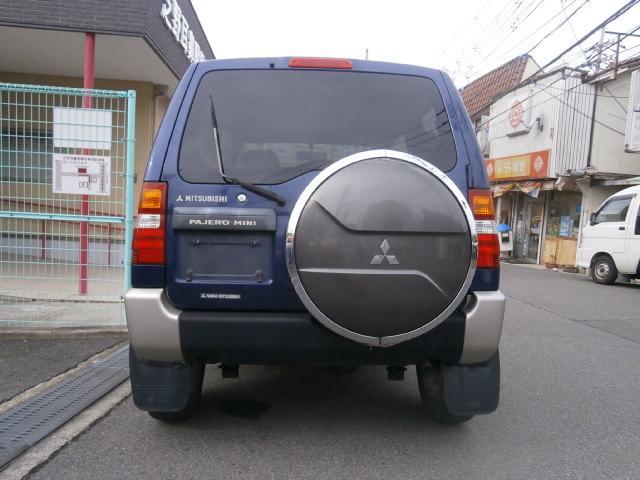 「三菱」「パジェロミニ」「コンパクトカー」「京都府」の中古車5