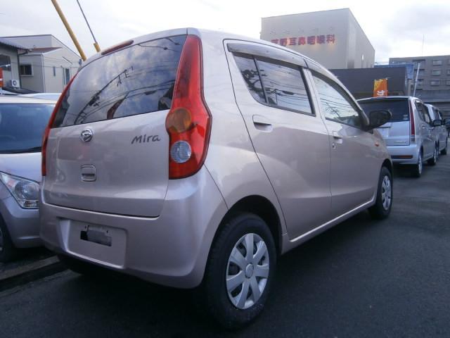 「ダイハツ」「ミラ」「軽自動車」「京都府」の中古車4