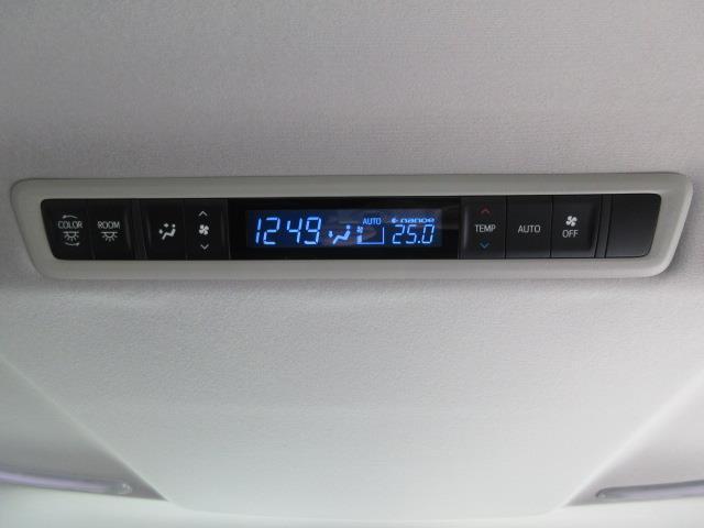 2.5Z Gエディション フルセグ DVD再生 バックカメラ 衝突被害軽減システム ETC ドラレコ 両側電動スライド LEDヘッドランプ 乗車定員7人 3列シート ワンオーナー フルエアロ 記録簿(8枚目)