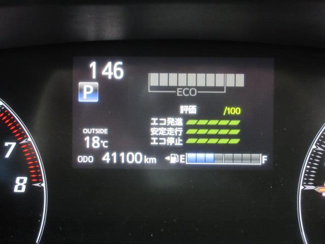 G クエロ フルセグ DVD再生 バックカメラ 衝突被害軽減システム ETC ドラレコ 両側電動スライド LEDヘッドランプ ウオークスルー 乗車定員7人 3列シート ワンオーナー フルエアロ 記録簿(5枚目)