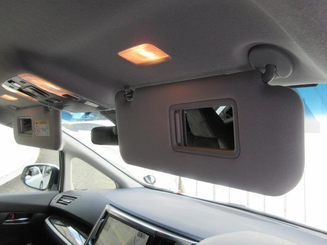 2.5Z フルセグ DVD再生 後席モニター バックカメラ 衝突被害軽減システム ETC 両側電動スライド LEDヘッドランプ 乗車定員8人 3列シート ワンオーナー フルエアロ 記録簿(19枚目)