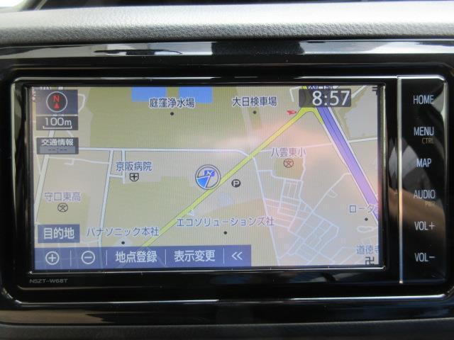 F セーフティーエディションIII フルセグ メモリーナビ DVD再生 バックカメラ 衝突被害軽減システム ETC LEDヘッドランプ ワンオーナー 記録簿 アイドリングストップ(6枚目)