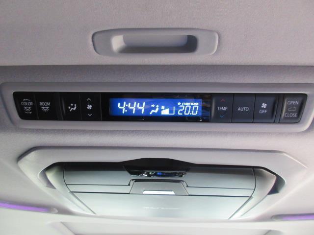 2.5Z Gエディション サンルーフ フルセグ メモリーナビ DVD再生 後席モニター バックカメラ 衝突被害軽減システム ETC ドラレコ 両側電動スライド LEDヘッドランプ 乗車定員7人 3列シート ワンオーナー 記録簿(17枚目)
