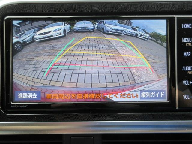 G クエロ フルセグ メモリーナビ DVD再生 バックカメラ 衝突被害軽減システム ETC ドラレコ 両側電動スライド LEDヘッドランプ ウオークスルー 乗車定員7人 3列シート ワンオーナー 記録簿(6枚目)