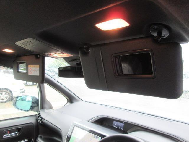 ZS 煌II フルセグ メモリーナビ DVD再生 ミュージックプレイヤー接続可 バックカメラ 衝突被害軽減システム ETC ドラレコ 両側電動スライド LEDヘッドランプ ウオークスルー 乗車定員7人 3列シート(18枚目)
