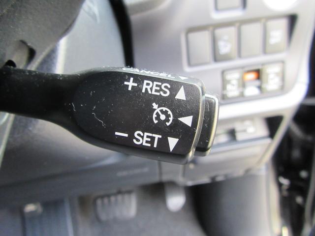【オートクルーズコントロール】 高速道路などでアクセルを踏まずに一定速度での走行を可能にします☆