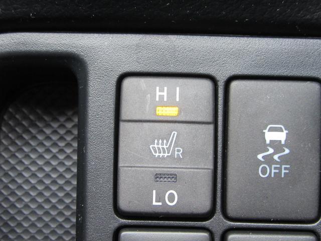 寒い日のドライブも快適!!運転席シートヒーター付き!!
