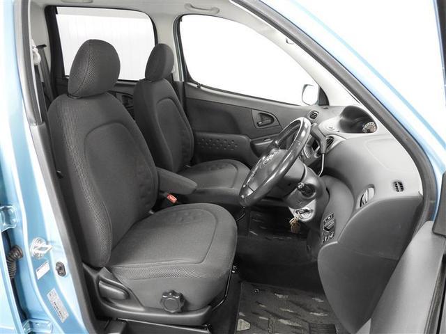 トヨタ ファンカーゴ G 車椅子仕様車