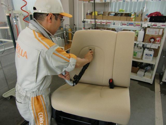 モーダ Gパッケージ メモリーナビ ワンセグ バックモニター ETC LEDヘッドライト スマートキー 純正アルミホイール ベンチシート(40枚目)