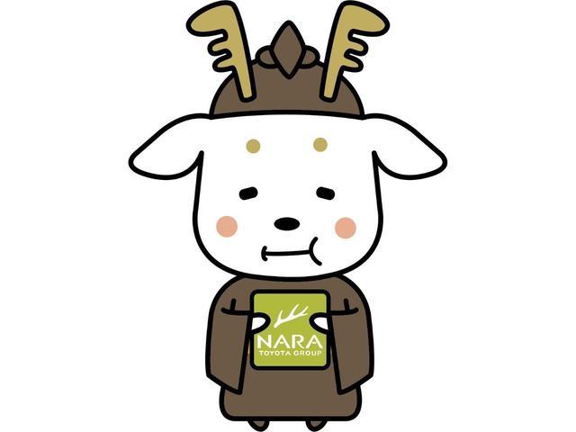 トヨタカローラ奈良のマスコットキャラクター【まほろばトヨ太子君】です!どうぞU-CarMax奈良八条店を、よろしくお願いいたします!オリジナルグッズも販売しております!