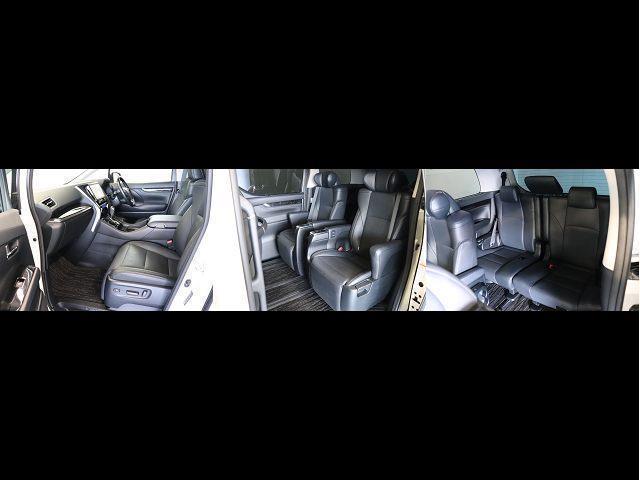 2.5Z Gエディション サンルーフ フルセグ メモリーナビ DVD再生 後席モニター バックカメラ 衝突被害軽減システム ETC 両側電動スライド LEDヘッドランプ 乗車定員7人 3列シート ワンオーナー(17枚目)