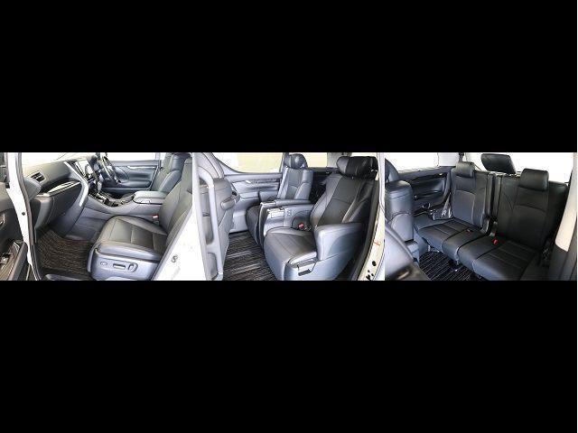 2.5Z Gエディション フルセグ メモリーナビ DVD再生 バックカメラ 衝突被害軽減システム ETC 両側電動スライド LEDヘッドランプ 乗車定員7人 3列シート ワンオーナー(16枚目)