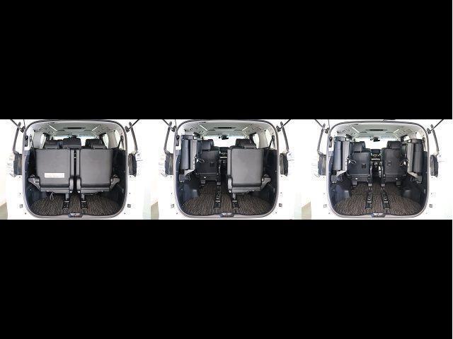 2.5Z Gエディション フルセグ メモリーナビ DVD再生 バックカメラ 衝突被害軽減システム ETC 両側電動スライド LEDヘッドランプ 乗車定員7人 3列シート ワンオーナー(17枚目)