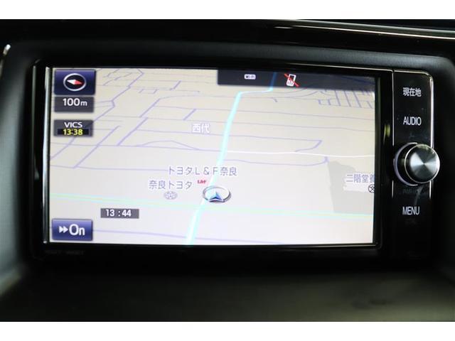 ハイブリッドV フルセグ メモリーナビ DVD再生 バックカメラ 衝突被害軽減システム ETC 両側電動スライド LEDヘッドランプ 乗車定員7人 3列シート ワンオーナー(4枚目)