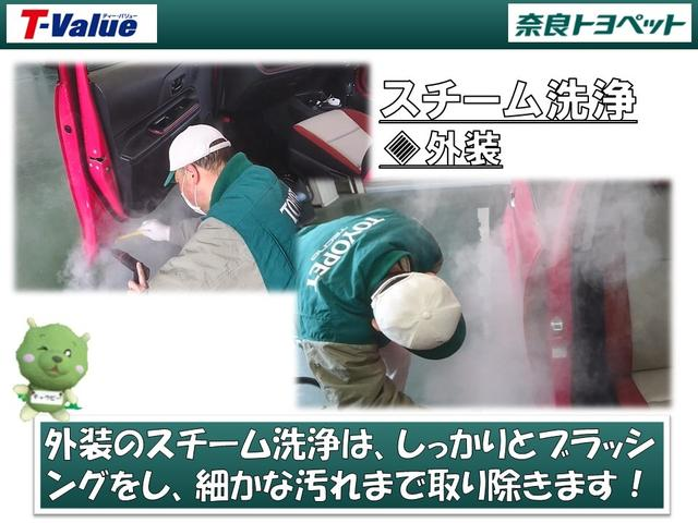 【スチーム洗浄_外装】外装のスチーム洗浄は、しっかりとブラッシングし、細かな汚れを取り除きます!