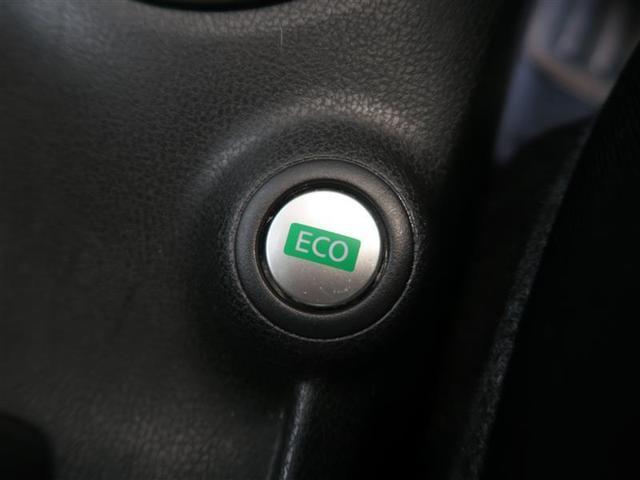 ECOモード付きです☆ エンジン出力を抑えて、燃費良く走ってくれる機能です(^◇^)