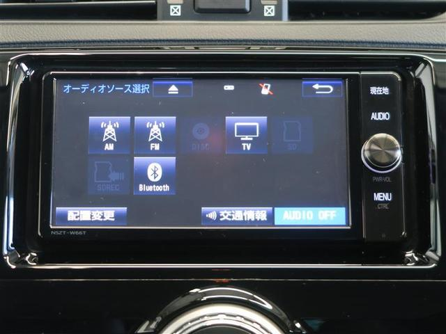 フルセグTV、CD・DVD再生、Bluetooth接続、CDからSDカードへの録音等が可能なオーディオ機能付きです♪