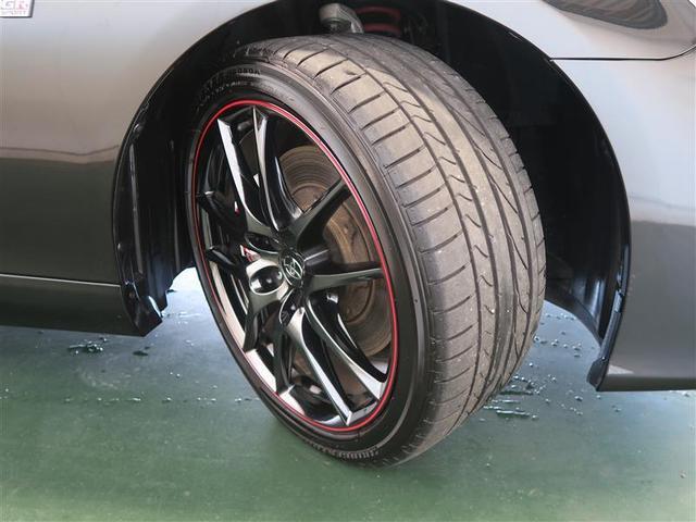 タイヤの残り溝ははご覧の通りです☆ GR専用のアルミがかっこいいんです☆★