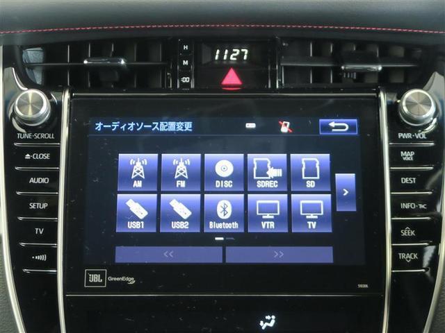 「トヨタ」「ハリアー」「SUV・クロカン」「奈良県」の中古車4