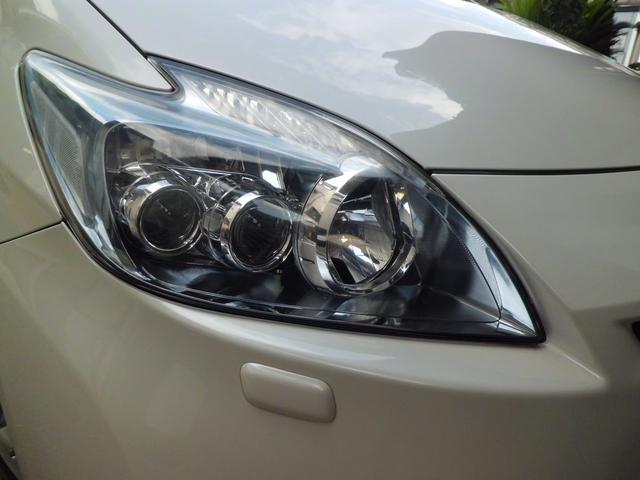 トヨタ プリウス Sツーリングセレクション モデリスタエアロ LEDライト