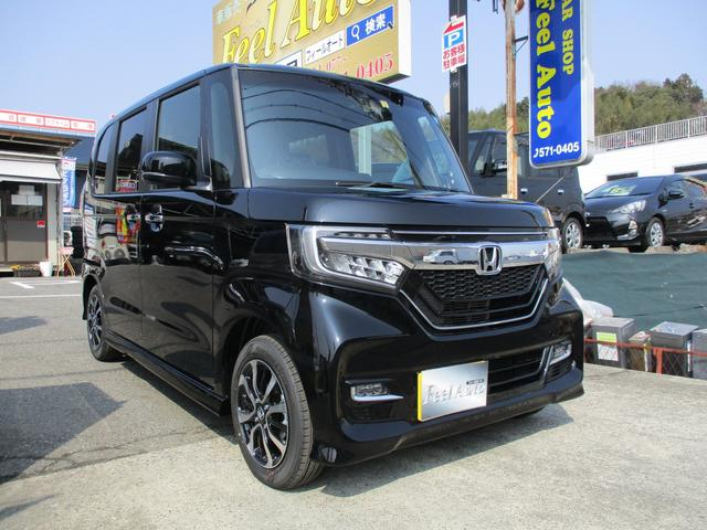 ホンダ N BOXカスタム G・Lホンダセンシング/福車豪華オプション8点セット