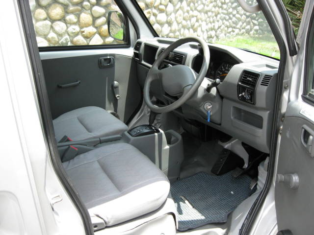 ハイルーフ 車いす スローパー 4WD(9枚目)