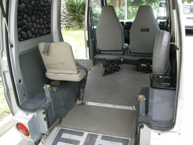 ハイルーフ 車いす スローパー 4WD(12枚目)