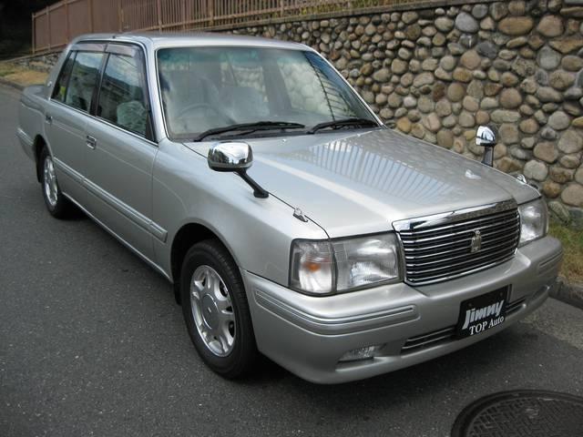 トヨタ クラウン スーパーサルーン 個タク上がり 自動ドア LPG
