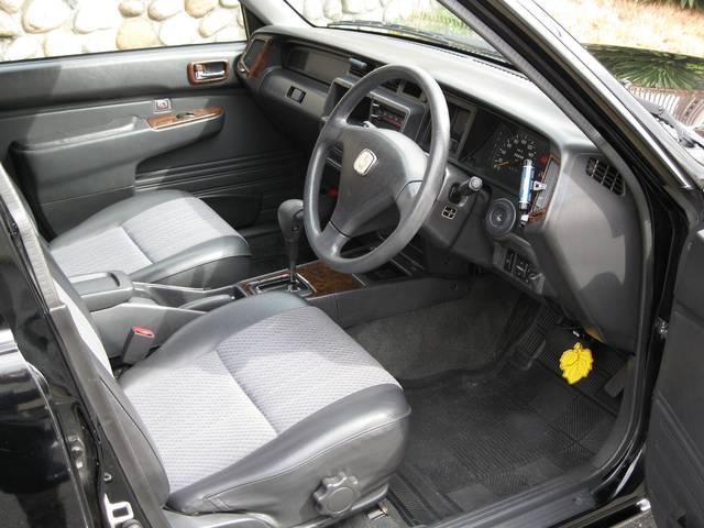 トヨタ クラウンコンフォート デラックス 自動ドア LPG