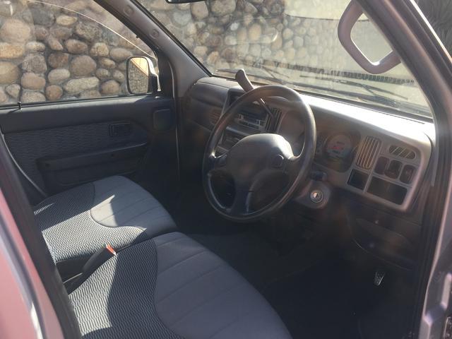 ダイハツ アトレー カスタムターボ 4WD タイベル交換済