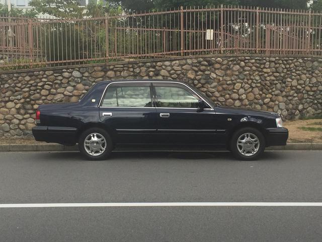 トヨタ クラウン スーパーサルーン LPG3ナンバ 自家用上り LPG