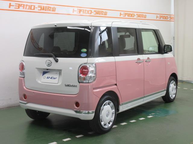 「ダイハツ」「ムーヴキャンバス」「コンパクトカー」「和歌山県」の中古車3