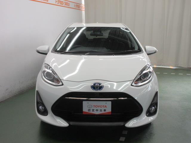 「トヨタ」「アクア」「コンパクトカー」「和歌山県」の中古車2