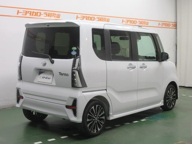 「ダイハツ」「タント」「コンパクトカー」「和歌山県」の中古車3