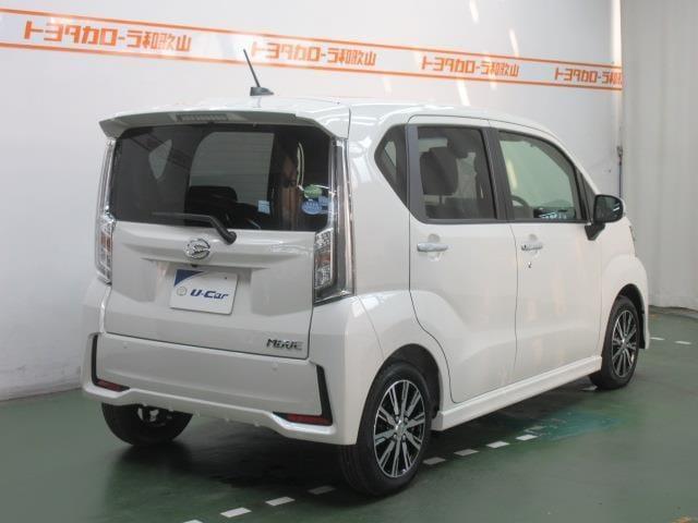 「ダイハツ」「ムーヴ」「コンパクトカー」「和歌山県」の中古車4